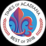 Thank you Acadiana!