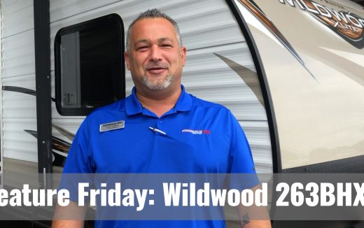 Feature Friday: Wildwood 263BHXL